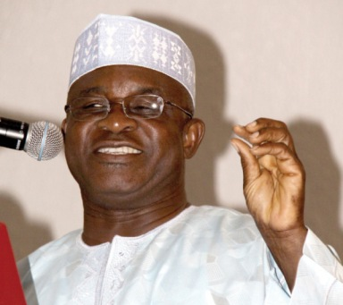 """It's a simple matter,"" said David Mark, ""The Senate giveth and the Senate taketh away."""